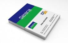 Serena - Cartes de visite